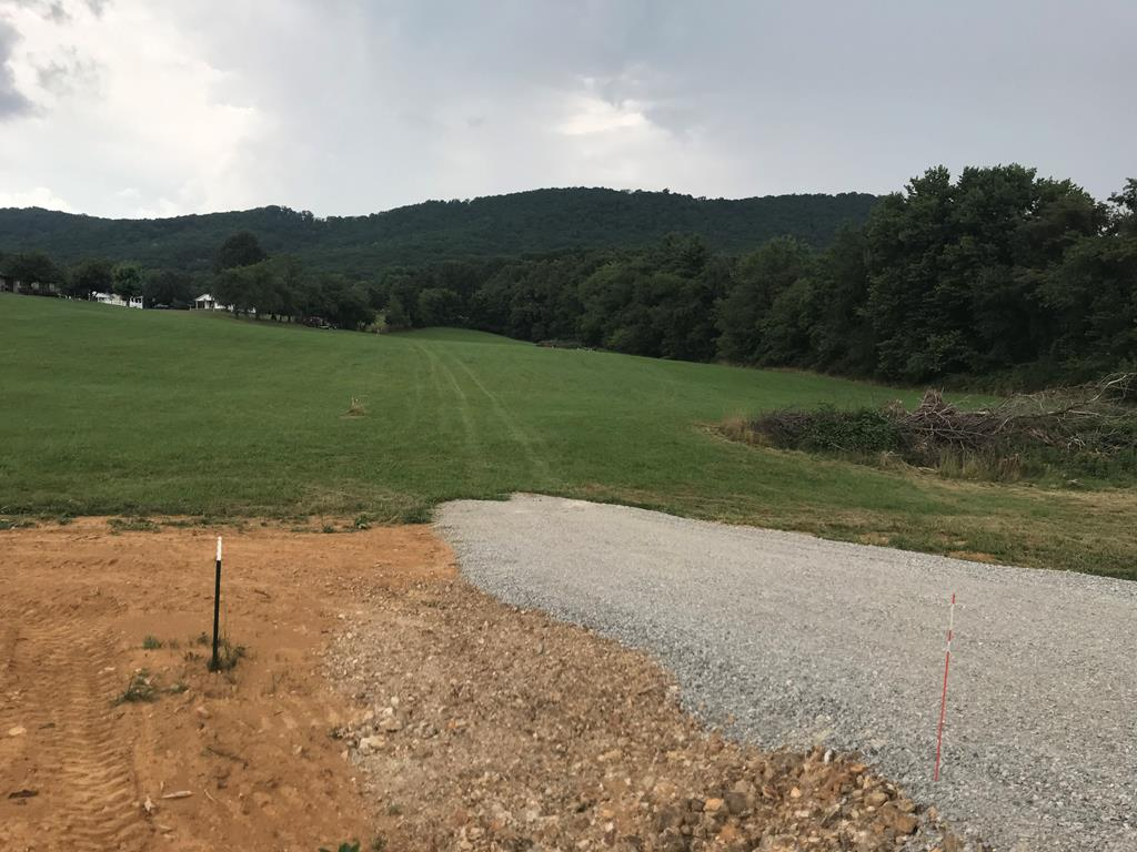 Lot#3.Looking for the perfect spot to place your manufactured home or build your dream home? Here is your chance at a .94 acre tract conveniently located near I-81& I-77. Public water available.  Restrictions are on file.These lots are a hard find and will be gone soon! Call today