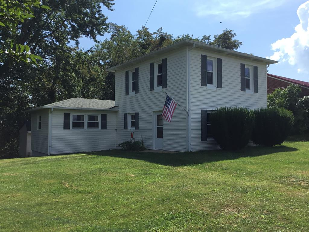 An attractive traditional style two-story home with 3 bedrooms, one bath, appliances convey with a stand-up freezer.  The home also has a storage shed and small deck.  It is located in a quiet neighborhood within walking distance to downtown Independence and a great farmers market.