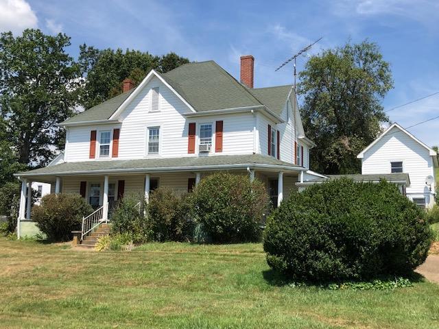 Coal Creek Community--Nice farm house situated on 14 acres.