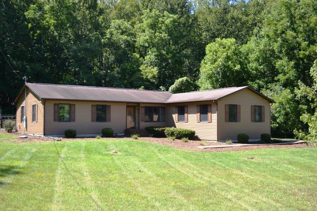 Spacious 4 bedroom 3 bath single level house on 3+ acres on the mountain overlooking Wytheville. With large gathering rooms, hardwood & tile flooring, fireplace and a private master suite, this well kept house has room for the growing family with convenience of single level living. A wooded back drop provides great privacy and protection and the large level yard is perfect for kids or pets with even a fenced-in back yard. The neighborhood is full of wildlife and provides great color in the Spring & Fall and the drive provides great views of Wytheville and the Reed Creek basin. Within a short distance to Big Survey (1000's of protected acres) and Reed Creek recreation areas, it's easy to enjoy living on Edenwood.