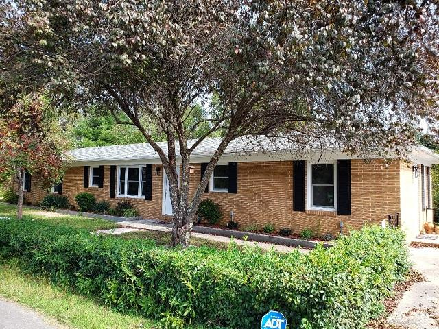 Nice 3 bedroom, 1 bath home newly remodeled! This move-in ready home sits on 3 acres and features new windows, new floors, updated kitchen with new appliances, remodeled bathroom, new heat pump and all new plumbing! Enjoy entertaining with a deck and concrete patio outside.