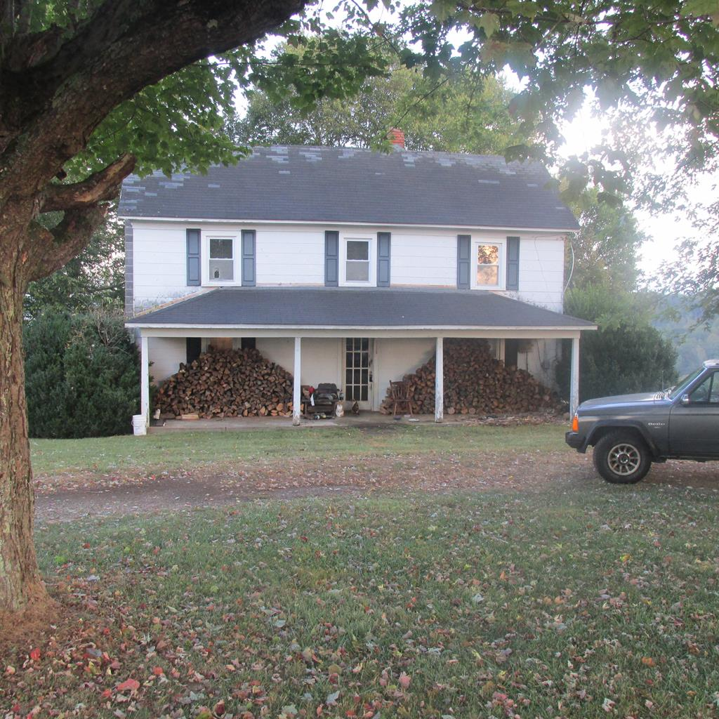 Looking for a good deal this one is priced below tax value. Fixer upper with a lot of potential in a great location only minutes from New River Trail and close to WAL-MART.