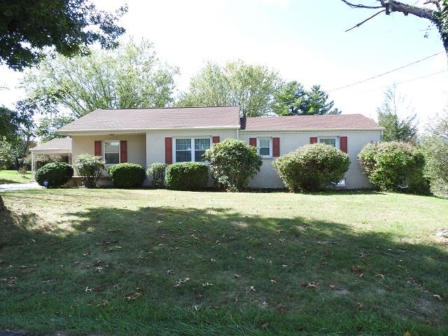 Nice 3 bedroom 1 1/2 bath home in city limits of Galax! Great location convenient to shopping, entertainment, and schools.