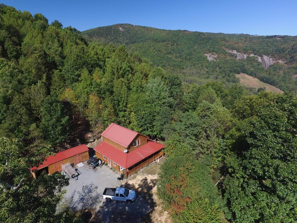 For those folks who missed out on the perfect cabin property this year?  Here's your chance!  Cedar siding cabin style property that fits perfectly in Grayson County.  New metal roof with insulation and remodeled from top to bottom. Landscaping includes a firepit and benches and a great neighborhood for second home living.   There are also primary home property owners in neighborhood.   Southern facing cabin with efficient heating.   Definitely worth taking a look at this one!