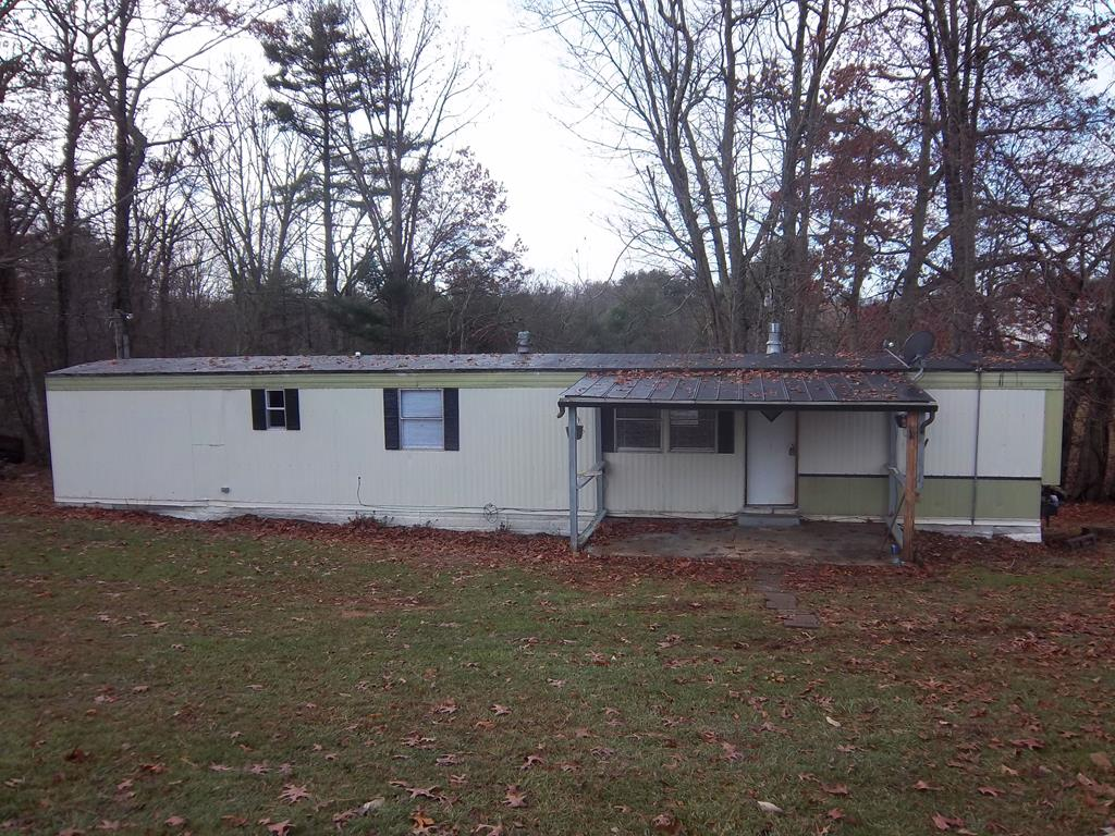 Good price for this 2 Bedroom 1 Bath home.  Great rental or starter.