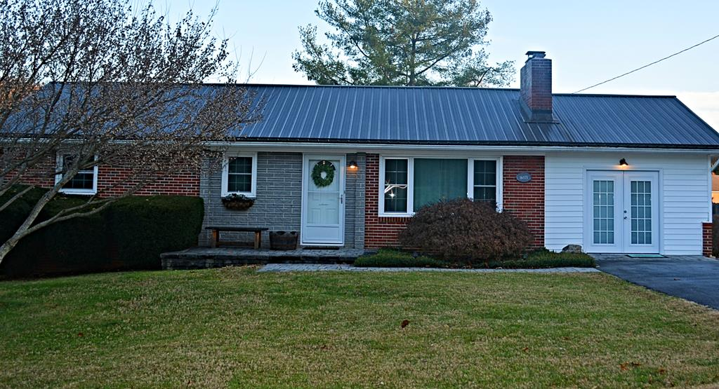 One level living at its best!  Updated brick ranch in fantastic neighborhood minutes from downtown Abingdon.  Featuring 3 bedrooms, 2 full baths, bonus room, unfinished basement, fenced in backyard.  New windows, doors, roof, heat pump, and appliances.  This home is a must see and ready for a new owner!