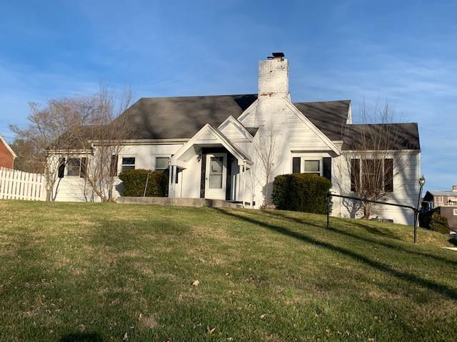 CUTE CUTE CUTE!! CHECK OUT THIS 3 BEDROOM 3 BATH, 2224 SQ. FT. HOME FEATURING HARDWOOD FLOORING, 2 FIREPLACES, BASEMENT WITH DRIVE UNDER GARAGE, HEAT PUMP, PATIO AREA, FREE STANDING 2 CAR CARPORT, ENCLOSED PORCH AND MUCH MORE..ALL THIS LOCATED IN A CONVENIENT NEIGHBORHOOD IN MARION, VA.
