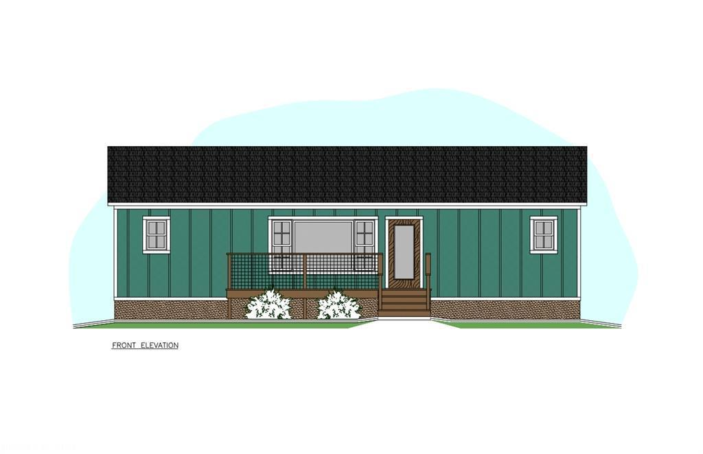 New construction in Floyd County!!! Open floor plan with views of the Blue Ridge Mountains. 2 beds 2 baths on one level with a little over 1000 square feet ready for a small family or those retiring to the mountains. Call today for more information.