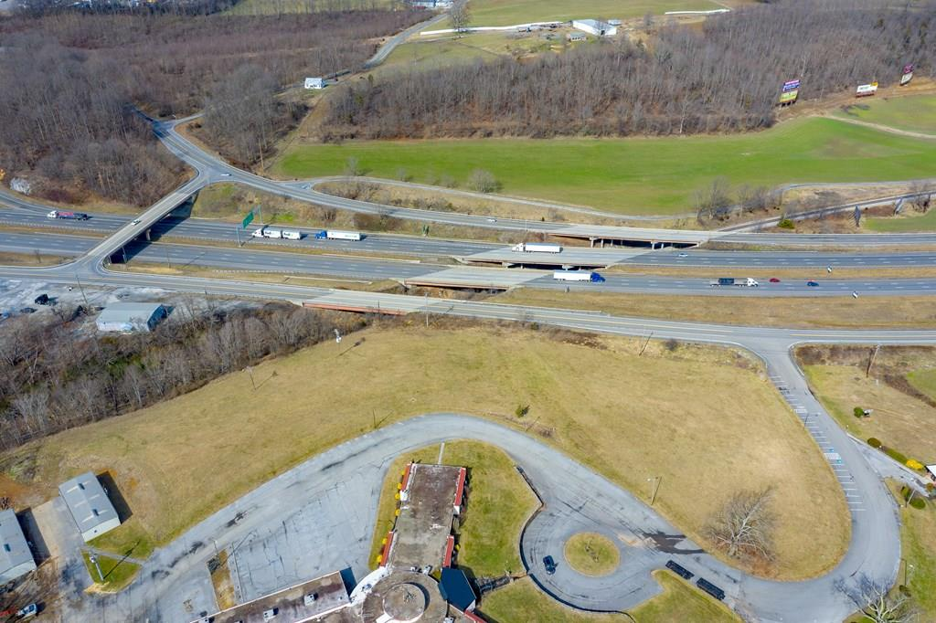 These 4 acres are prime commercial real estate for this part of the county. Sitting directly off of exit 73 off of I-81/77, there are thousands of cars that pass this spot every single day. Easy access means it is perfect for retail, restaurant, hotel and other business endeavors. An opportunity like this doesnt come along often, and is a great place to showcase your business like never before. Schedule a showing today!