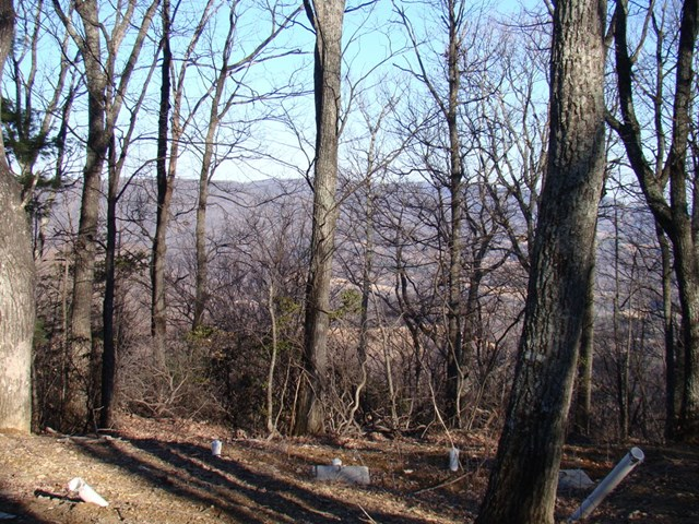 Piedmont View Lots in Cascade Mtn. Resort. Offering a total of 6 lots. 2 lots with Piedmont Views and pump septic systems in place for 2 homes. 2 more Southern lots to secure the Piedmont View below. Another lot holds the septic systems. And then one more additional lot. A complete package ready to build 2 homes on. Paved road. Amenities include: Fishing Pond, Swimming Pool, Playground, Tennis Courts, Clubhouse, Community Water System, Trash and in a Gated Community. HOA Dues are $1860 per year. Located less than 5 miles to I-77 and Hwy 52 in Fancy Gap.