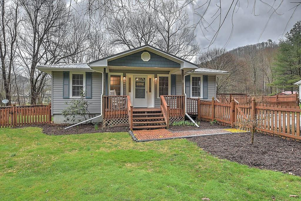 ***OPEN HOUSE SUN 3/22  1-4PM***This adorble bungalow is nestled at the end of a dead end road, in the heart of Trail Town USA. When you step off the front porch you are just a short walk to the Creeper Trail, The Appalachian Trail, Beaverdam Creek, the town park and downtown Damascus. This home features 4 bedrooms, 2 full bathrooms and almost 2000sqft on one level. Updates include-new siding 2019, new heat pump 2018, new kitchen appliances, the hardwoods were refinished in 2018 and the roof was installed in 2012. ***All information believed to be accurate but not guaranteed***