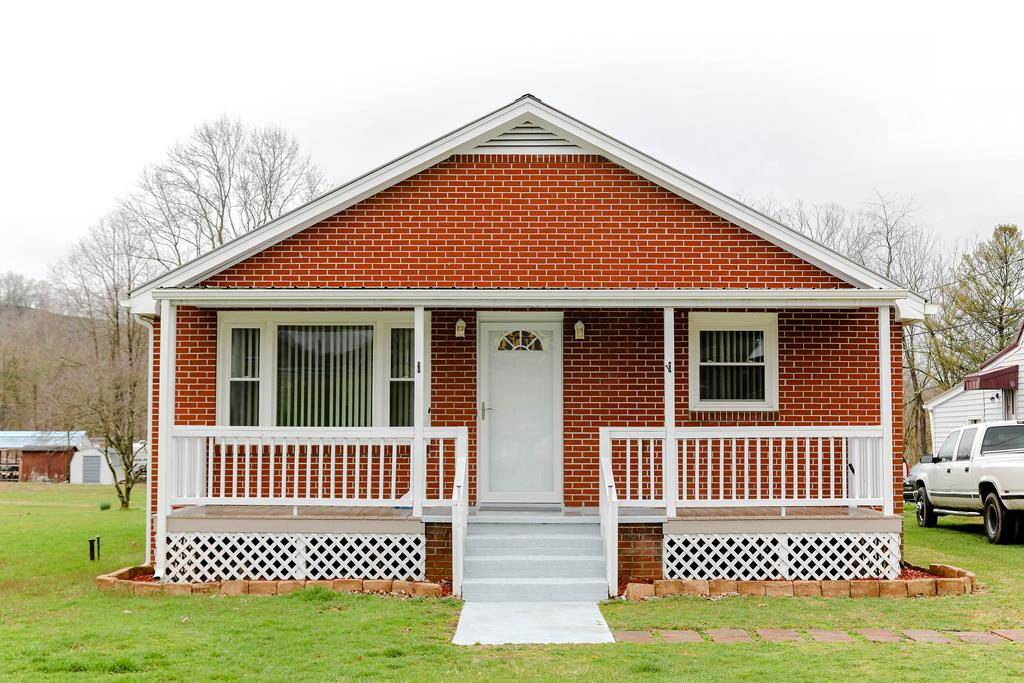 Location, only seconds from I-81!  One Level Living Maintenance Free!  Immaculate 2 Bedroom - 1 Bath all brick traditional just remolded has a new roof, new heat pump, newly refinished hardwoods, freshly painted walls, new tilt windows, new doors, and all  new appliances to include washer & dryer.  Call for your private viewing before this one is Sold!