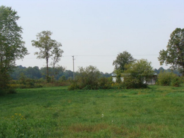 Unrestricted level lot with county water and sewer available. Ready for the home of your choice.