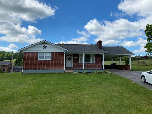 Completely remodeled 3 bed 1.5 bath house between Galax and Woodlawn. This is the perfect house for that 1 level living in a good neighborhood.