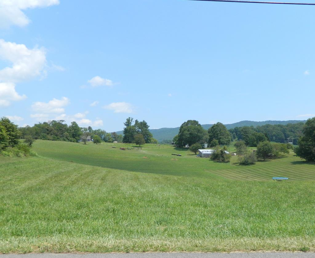 Build your dream home today on this beautiful building lot with public water already in place. Contains 1.25 acres and comes with a new survey. Established neighborhood close to I-81 and Hwy.11. Great spot for summer home in the mountains. Property cleared and mowed for hay currently. Nice mountain views.