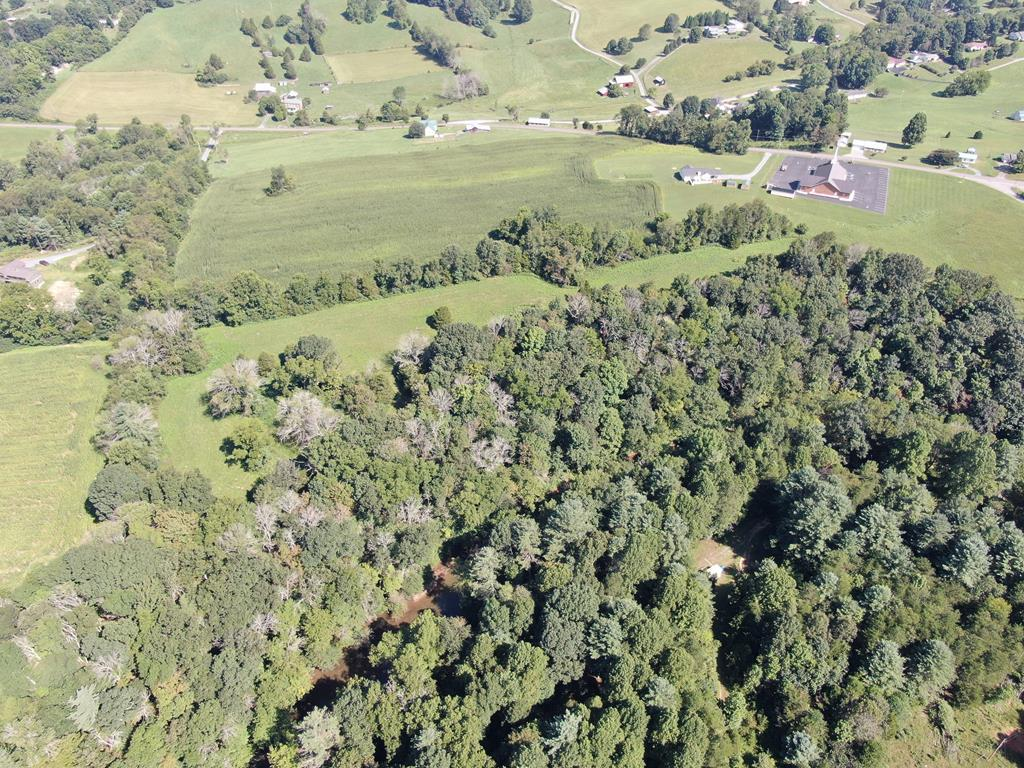 BEAUTIFUL ACREAGE IN THE COUNTRY (MINI FARM) WITH LOTS OF RIVER FRONTAGE (OVER 1100 FEET BY DEED) ON THE SOUGHT AFTER SOUTH FORK OF THE HOLSTON RIVER! BUILD YOUR DREAM HOME HERE! YOUR OWN PRIVATE 27.5 ACRES (HALF PASTURE AND HALF WOODS) IS WAITING ON YOU! TWO ACCESSES ON LOVES MILL ROAD (ROUTE 762) AND ONE ACCESS (92 FEET) ON LITTLE ROCK ROAD.(ROUTE 875)