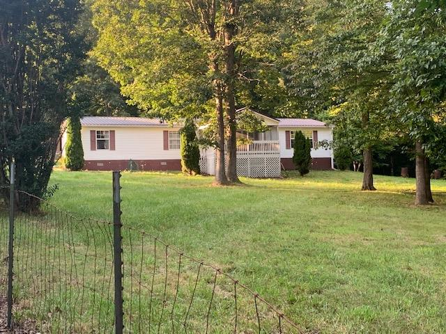 Are you looking for a house with convenience to the interstate? This sweet little home is nestled in the woods on the end lot of Draper Estates Lane within minutes to Pulaski or Wytheville.  This would be a great place for someone who loves to hunt or someone who simply desires privacy and seclusion. With nearly 13 a half acres and a small wet weather stream coming from the mountains you are surely to have a lot to entertain you and a place to ride your ATV and enjoying the outdoors. Call and schedule your appointment today as this little haven wont last long.