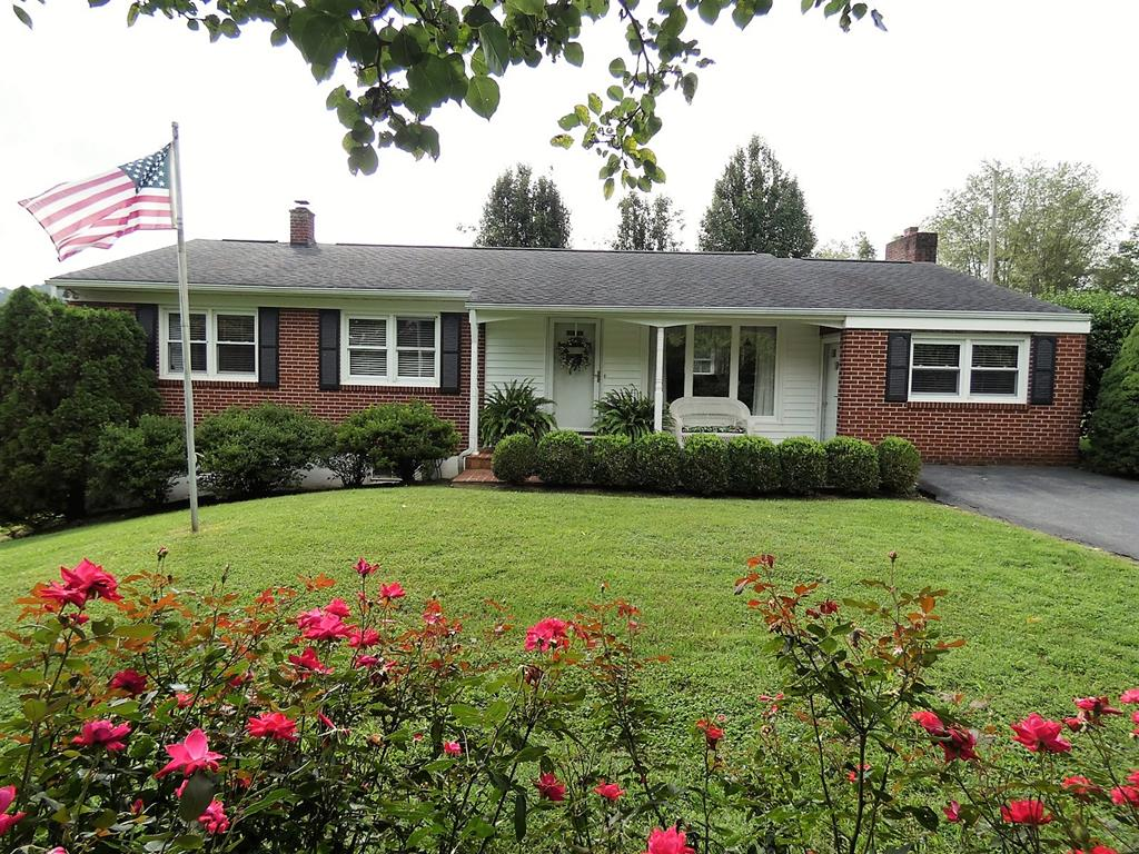 BEAUTIFUL ONE OWNER SINGLE LEVEL BRICK RANCH METICULOUSLY CARED FOR! THREE BEDROOMS, ONE AND ONE HALF BATHS WITH BEAUTIFUL HARDWOOD FLOORS, FULL BASEMENT WITH ADDITIONAL BEDROOM SET UP.