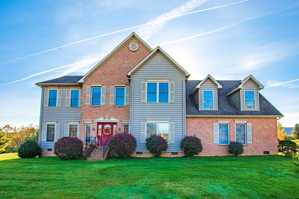 This is a beautiful three-story Colonial that has multiple features and uses. It sits on a beautiful 4-acre tract of land secluded by trees along the driveway. You are close to the Wal-Mart shopping center, Lowes, and many other shops and restaurants in the area. You are not far from the Blue Ridge Parkway and I-77. The living quarters is accessed privately from the business. Attached to home is a Chiropractic Business. Premium commercial potential waiting area: 8x6, Consult room #1: 8x6, desk area: 18x11, Exam room #1: 13x13, Exam room #2: 14.6x9 and storage room: 8x4. Two unfinished bonus rooms on 3rd floor 23x16 each. You will enjoy both privacy and convenience living in this home. It is a must-see. Office space is 650 SqFt. Front Desk, waiting room, consultation office, therapy room, treatment room and private restroom and plenty of closet space.  Bonus room above office could be turned into additional office space or storage.