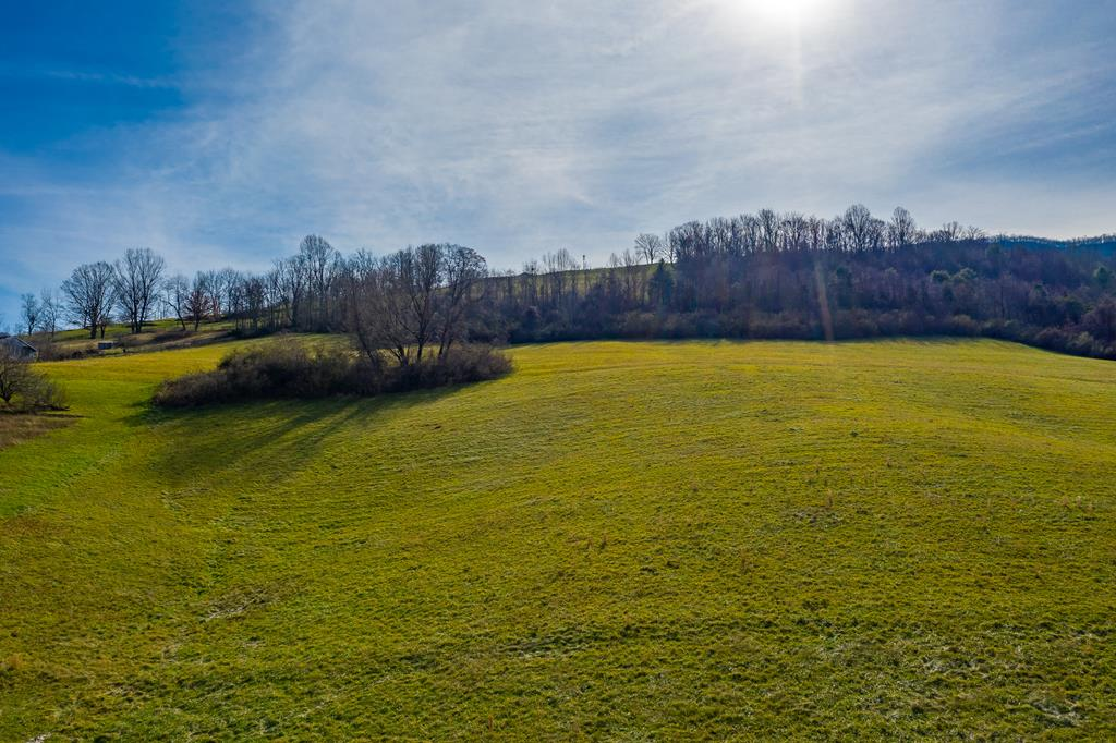 +/-9 acres consisting of two parcels in Rocky Gap, VA.  Build your dream home with a gorgeous mountain view! You can even see East River Mountain Tunnel from the top of the property! All open land with road frontage on N. Scenic Hwy., electric available nearby, and livestock and horses permitted. This property would be great for building or for a hobby farm and is in a nice location just off I-77 and within only a couple minutes from the VA/WV state line.