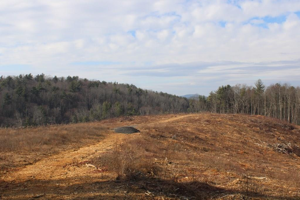 Great potential right in the middle of Fancy Gap on Hwy 52. County water, sewer and electric available. Land has been timbered and cleared. Beautiful views, level, rolling to sloping land. Nice building sites with a well also on the property. Less than 1 mile to I-77 and the Blue Ridge Parkway.