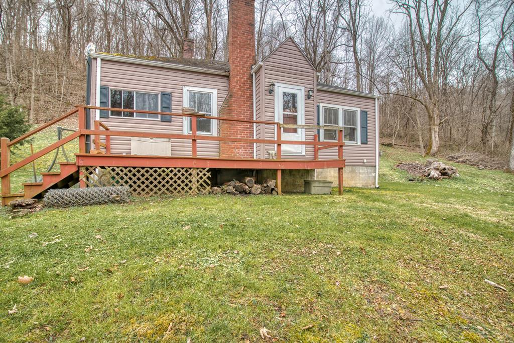 Home needs some TLC. Great location. Great starter home or investment property.