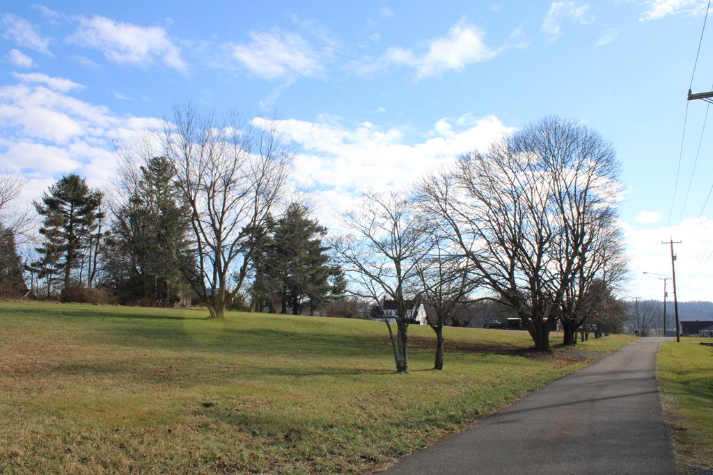 Nice level building lot in Hillsville. Town water and sewer available. Lot is .8 +/- acres. Purchaser to verify the town of Hillsville restrictions if any.