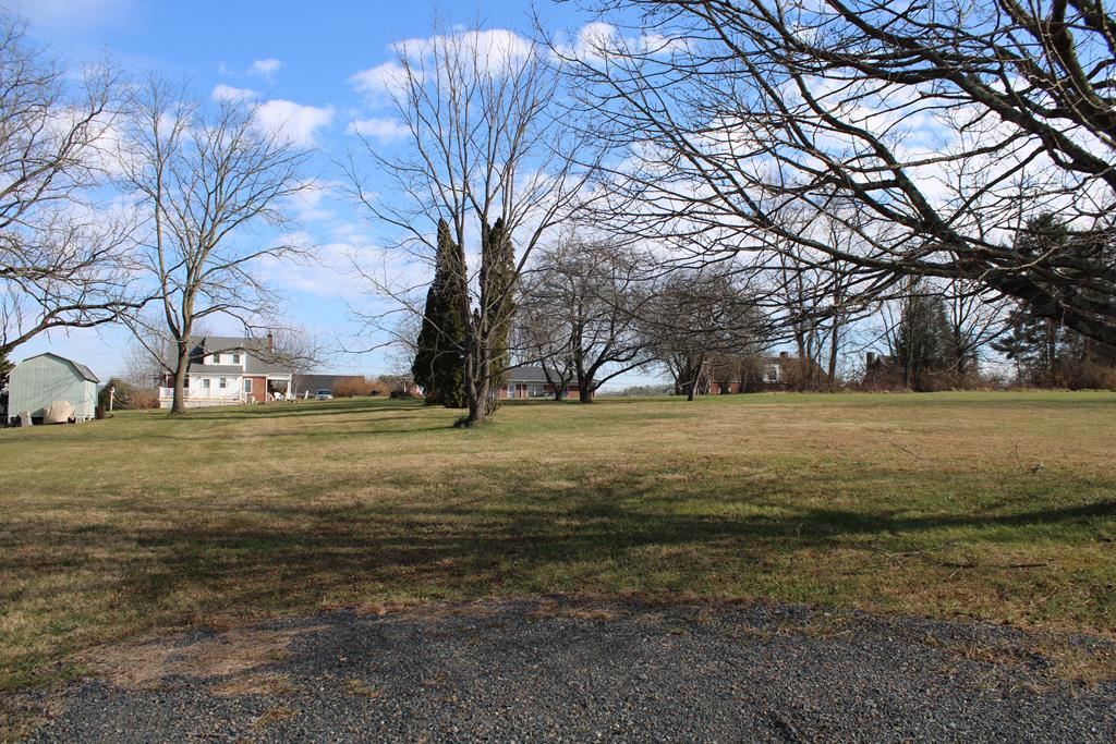 Nice level building lot in Hillsville. Town water and sewer available. Lot is .5 +/- acres. Purchaser to verify the town of Hillsville restrictions if any.