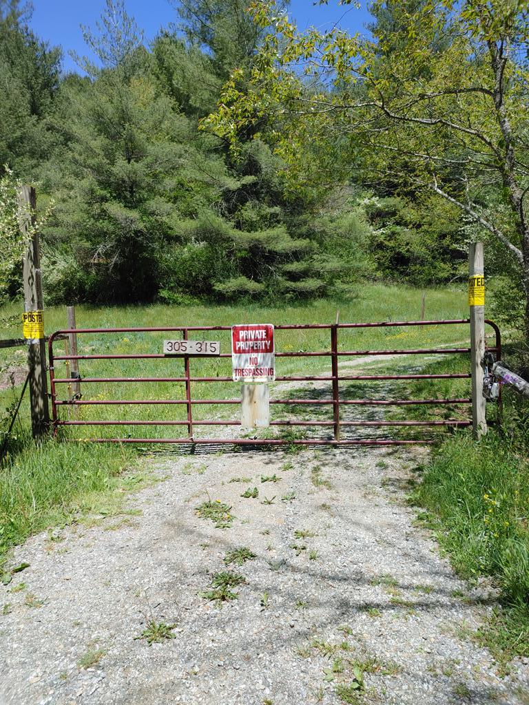 A hunters paradise and a nature lovers heaven sitting on 73.35 acres.  Deer stands already in place. Deer, bear and turkeys all over. Wide bubbling creeks all over with small waterfalls that will put you in your own place of bliss (see video). Venture to the top of the mountain for complete seclusion and privacy. Has roads throughout to enjoy riding your ATV's. Would be a great weekend getaway property. Lots of timber on this property and can be timbered if you so desire. Four-wheel drive is recommended. Property is close to 58 and the NEW RIVER. Property is really a must see with no restrictions.