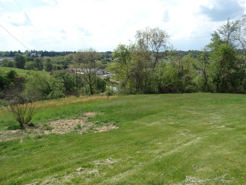 1.5 acres overlooking the town of Hillsville. Perfect place to build your home. Located at the end of a paved street. Power, town water and town sewer available.