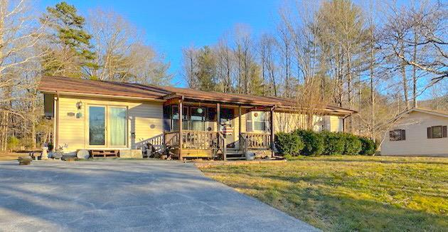 Nice ranch home in country setting. This home offers nice sized bedrooms and a huge family room. Everything on one level in great area of Wythe County. It is very convenient to both interstate and town.