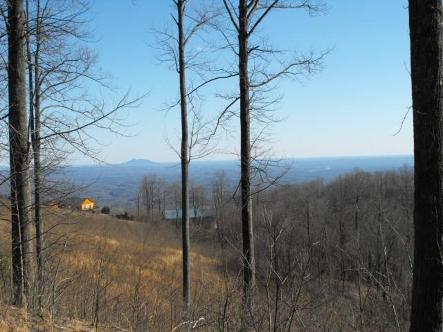 3 ACRES WITH 50 MILE VIEWS OF PIEDMONT NC LOCATED JUST OFF THE BLUE RIDGE PARKWAY IN FANCY GAP. IT HAS WATER RIGHTS TO A 30 GPM WELL AND PLENTY OF ELBOW ROOM. SEE THE VALLEY BELOW DURING THE DAY AND THE LIGHTS IN TOWN AT NIGHT. THIS IS A GREAT BUILDING SITE IN THE MOUNTAINS WITH EASY ACCESS TO I-77. LET US CUSTOM BUILD YOUR DREAM CABIN HERE OR BRING YOUR OWN CONTRACTOR.