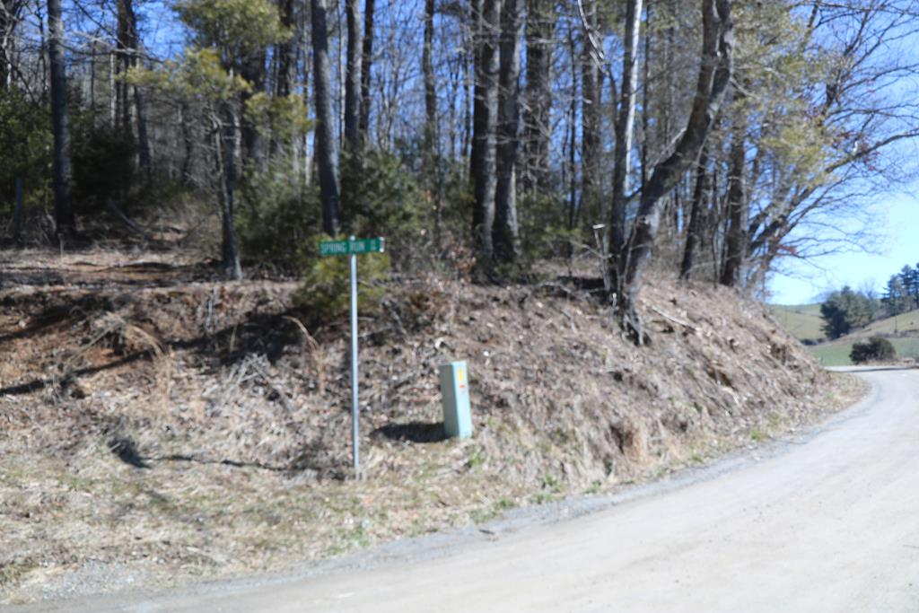 Wooded tract of land in beautiful Indian Valley. Property has a homesite with a septic installed for a 2 bedroom home. New highspeed fiber optic service available. Work remotely in more ways than one.