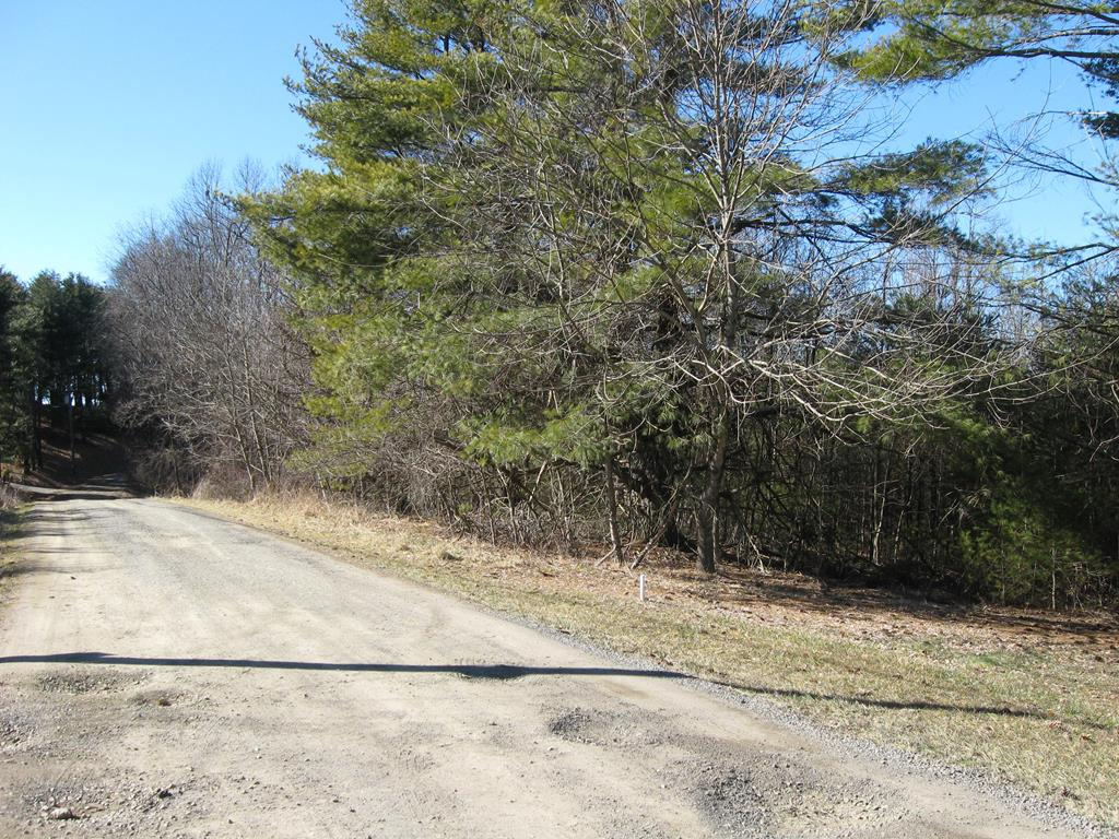 NICE LAYING WOODED DOUBLE BUILDING LOT NEAR THE BEGINNING OF HIGH CHAPARRAL FOR EASY ACCESS.