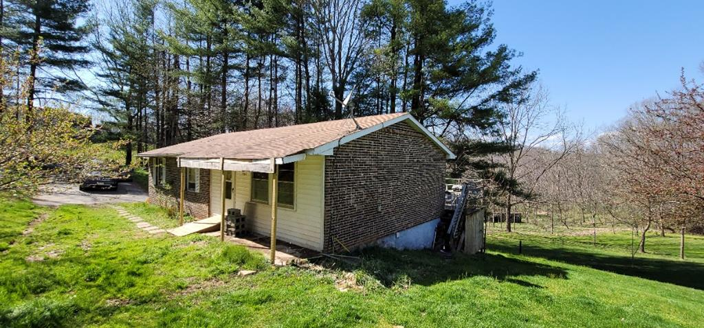 """ATTENTION INVESTORS AND CONTRACTORS!  THIS IS A SITE BUILT 1985 HOME ON FULL BASEMENT!  1,056 SQ. FT., 3 BEDROOMS, 2 FULL BATHS.  NEEDS TLC...  LOTS OF POSSIBILITIES FOR THOSE WILLING TO TAKE ON A REMODEL AND CLEAN-UP.  JUST MINUTES FROM I-81 AND DOWNTOWN MARION.  PRICED FOR A FAST SALE DUE TO PROPERTY CONDITION. TAX ASSESSMENT IS $58,000! HOME IS LIVABLE WITH ALL UTILITIES FUNCTIONING. SELLER IS CONVEYING HOME """"AS-IS"""".  BRING YOUR CASH OR CONVENTIONAL FINANCING OFFER. CALL OFFICE FOR DETAILS."""