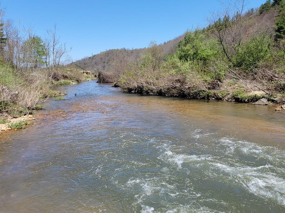 28+ ACRES WITH FRONTAGE ON A STOCK TROUT STREAM AND CREEK RUNS THROUGH PROPERTY! BEAUTIFUL BUILDING SITES TO BUILD THAT NEW CABIN ON OVERLOOKING CROOKED CREEK. MIXTURE OF OPEN AND WOODED LAND JUST OUTSIDE  GALAX WITH CONVENIENCE TO I-77. WITHIN MINUTES TO CROOKED CREEK WILDLIFE MANAGEMENT AREA, NEW RIVER, NEW RIVER TRAIL AND BLUE RIDGE PARKWAY,  ADDITIONAL 29+ ACRES AVAILABLE.