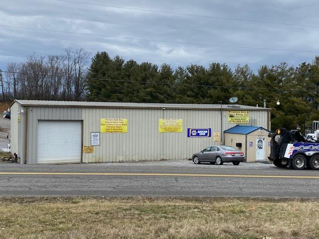 900 Industry Rd., Wytheville, VA 24382