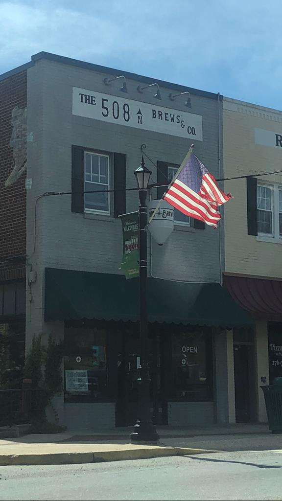 508 N Main Street, Hillsville, VA 24343