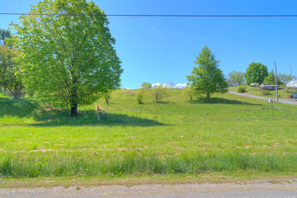 Check out this great building lot! Perfect place to build your forever home. Beautiful open space on these two lots totally 2 acres. Well on the property that possibly could be used---buyer to verify. There is no power to it at this time. Doublewide homes are permitted. Land can be accessed from Eugene St or Largen Hill Ct.