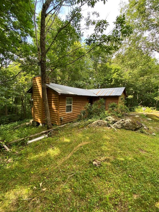 Calling all hunters! This secluded 64 acres is located in the Blue Ridge Mountains in the heart of Grayson County. It's a prime location for trophy wildlife and is in view of a stocked trout stream. There is a rustic cabin located on the property perfect for a weekend retreat.