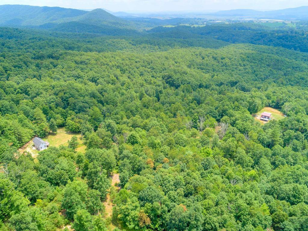 """Are you looking for a great place to unwind, hunt, hike & enjoy being off the grid? Then look no further! This 91 acre tract includes 2 """"off the grid"""" homes that have an artesian well, solar power, propane, and a generator. This would be perfect for a hunting property or weekend getaway. There are trails throughout the property & wildlife abound. It's peaceful, it's private, and it can be yours! Schedule your showing today!"""