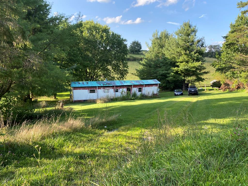 """This 2 bedroom, 1 bathroom mobile home on a .69 acre lot could make a great home or investment property with a little TLC conveniently located within minutes from Interstate 81, mobile home is serviced by a shared well and septic system. Purchaser to verify internet availability. Being sold """" as is, where is"""" condition. ALL INFORMATION DEEMED RELIABLE, BUT NOT GUARANTEED."""