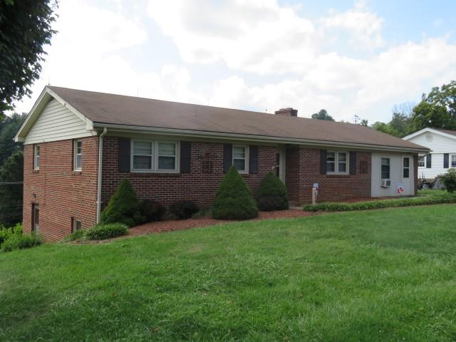 Brick Ranch style house in the Town of Independence,  Move in condition.  Quiet established neighborhood.  Full basement with two finished rooms and an unfinished bathroom.  Paved driveway.