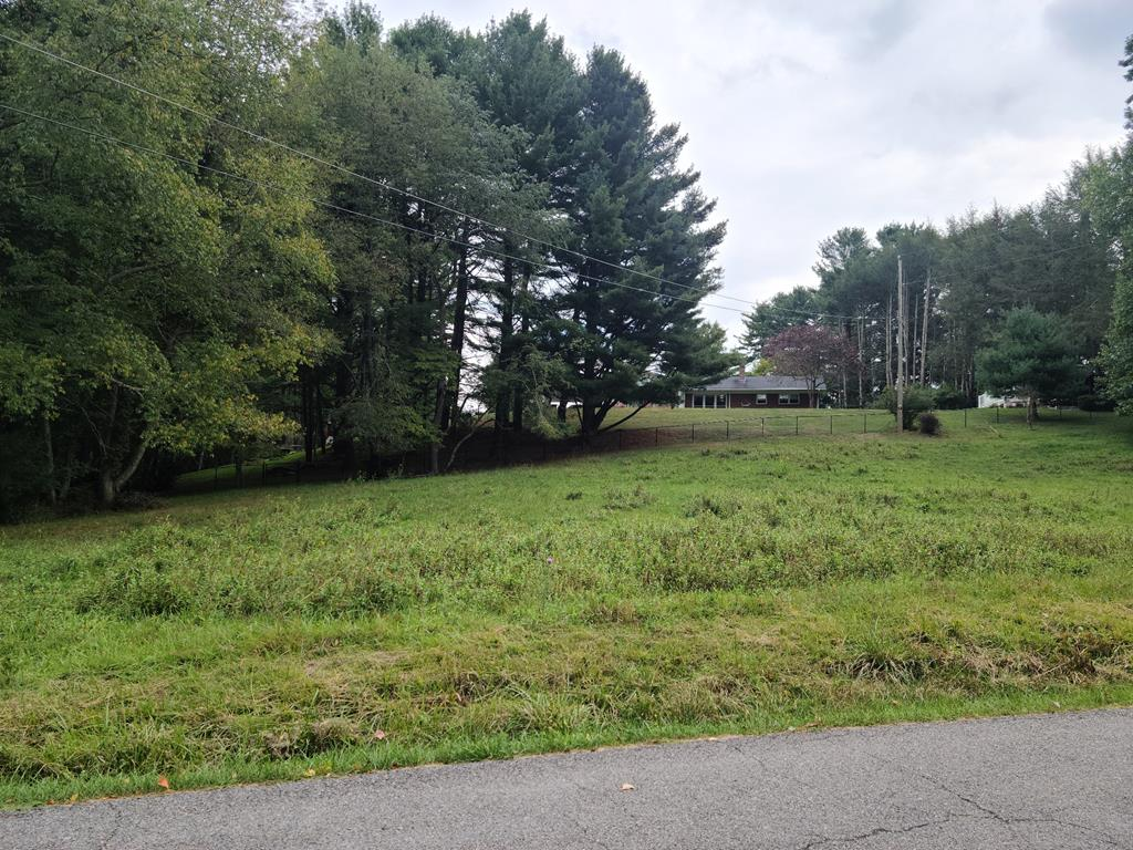 Building lot or lots just outside of the town limits in the Panorama Area of Marion.  Public water available.  3 lots totaling 1.396 acres and divided into 3 tracts.  Mostly cleared.
