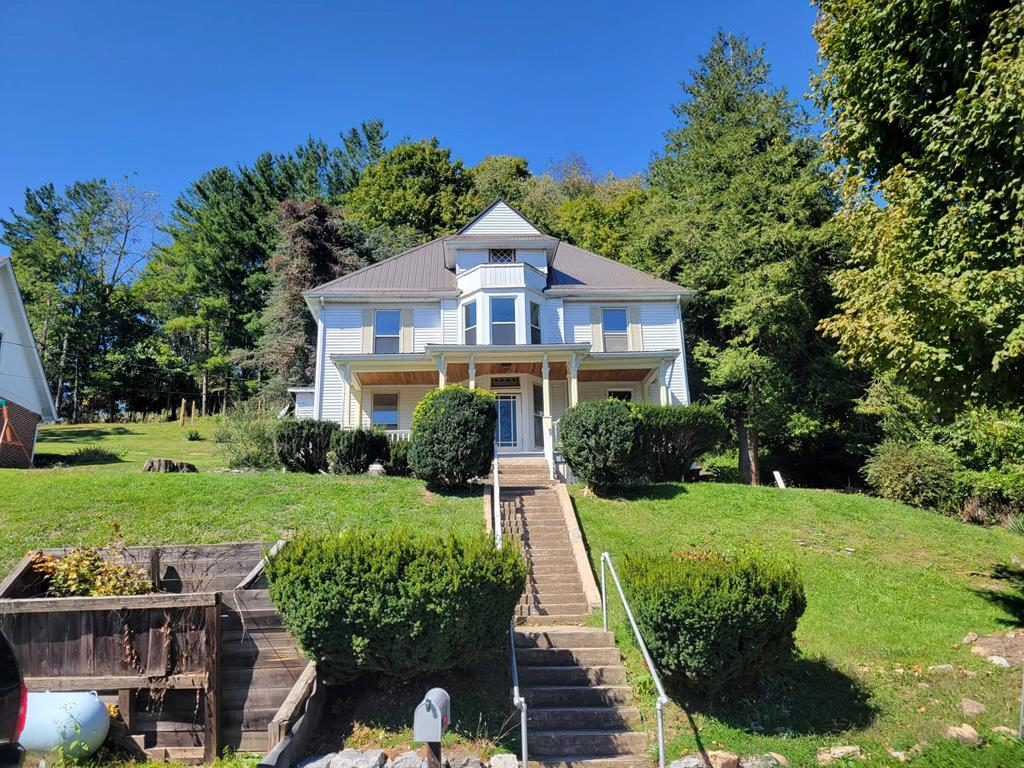 Looking for a historic home located within walking distance of Main Street in Tazewell, VA??? Look no further!! This home features 3 levels of living space and is within walking distance of Main Street so that you can partake in the many activities that are planned year round in this local community. Please call the Agent today to get an appointment to view this historic home while it is still available.