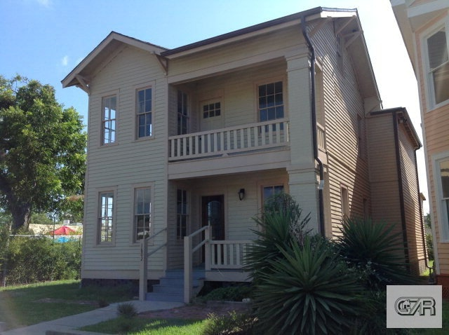 House for sale at 1602 Tremont Street in Galveston TX