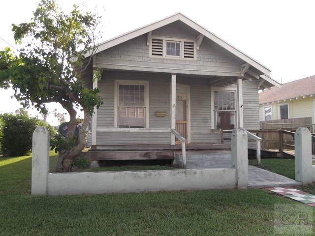 2404 33rd Street, Galveston, TX 77550