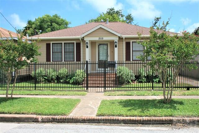 2115 Ave O, Galveston, TX 77550