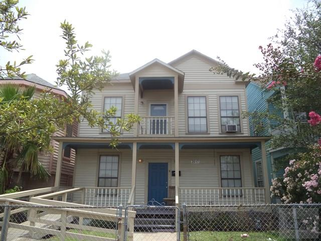 House for sale at 3517 Winnie Street in Galveston TX