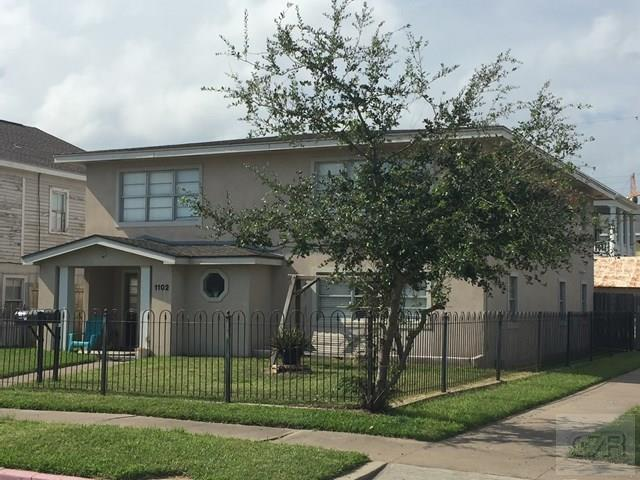 House for sale at 1102 Winnie Street in Galveston TX